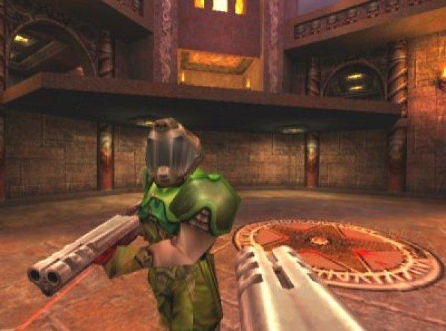 Quake 3 Arena | ВКонтакте
