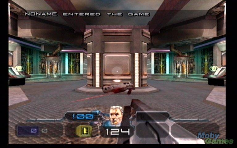 Quake III Arena USA DC-ECHELON ROM / ISO Download for