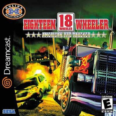 18 WHEELER AMERICAN PRO TRUCKER (NTSCU)(CDI)(SELFBOOT) 5048d93d318c4