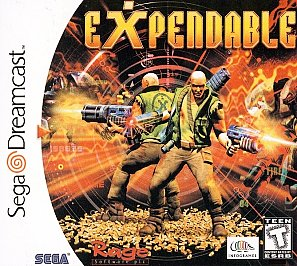 Expendable USA DC-KALISTO ROM / ISO Download for Dreamcast ...