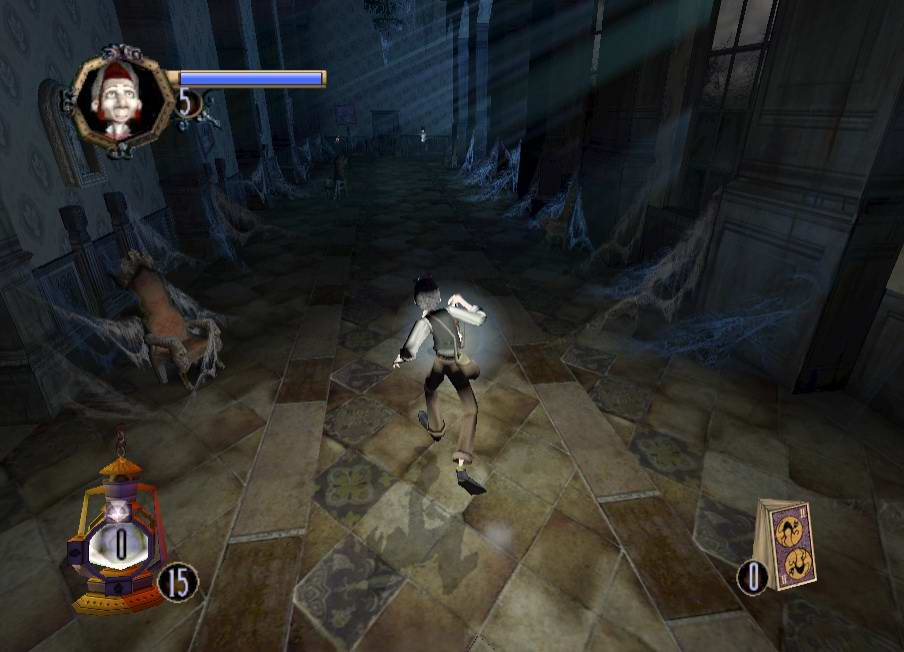 Haunted Mansion U Starcube Rom Iso Download For