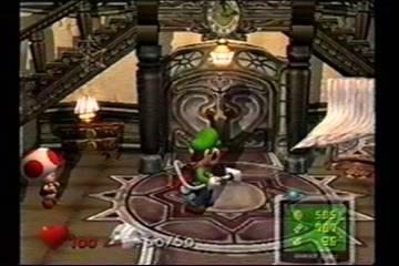 Luigis Mansion (U)(STINKYCUBE) ROM / ISO Download for