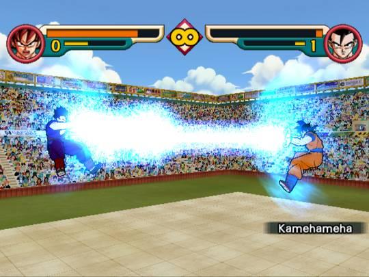 Dragonball Z Budokai 2 (U)(REACT0R) ROM / ISO Download for
