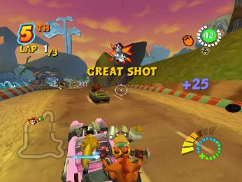 Crash tag team racing (usa) iso < ps2 isos   emuparadise.