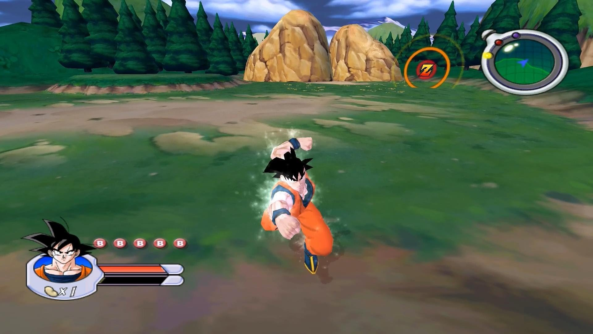Dragon Ball Z Sagas (U)(OneUp) ROM / ISO Download for GameCube - Rom