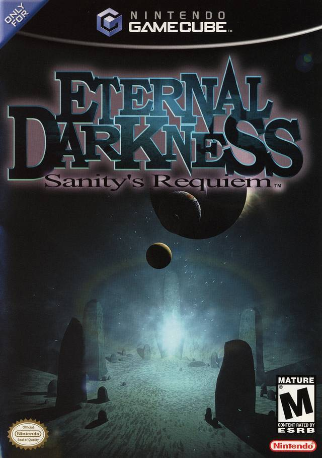 Eternal Darkness (U)(RARE) ROM / ISO Download for GameCube