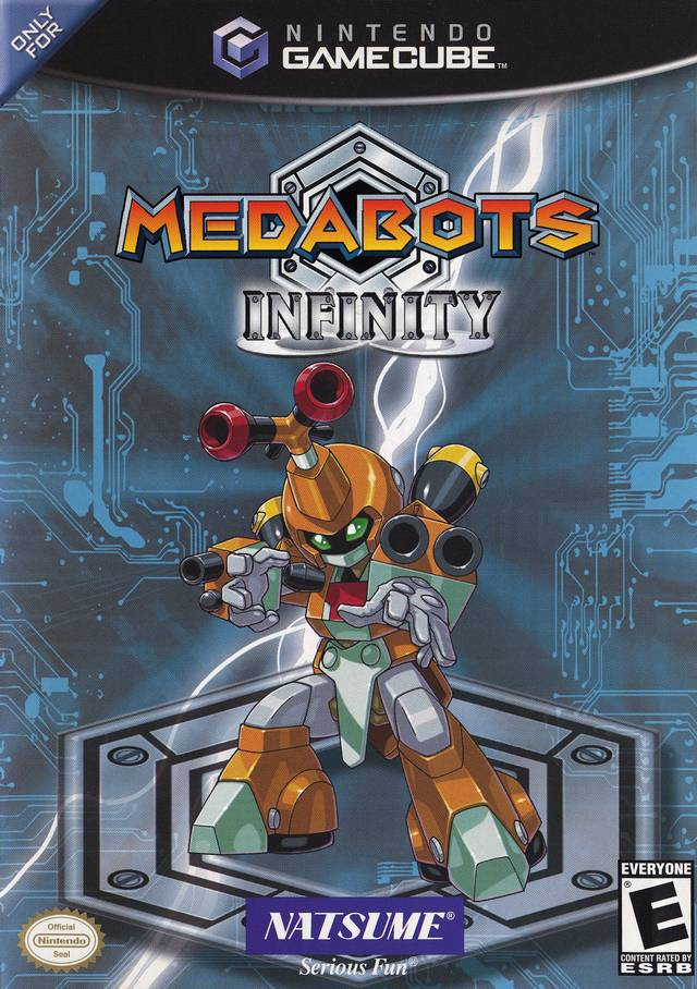 Medabots Infinity (U)(OneUp) ROM / ISO Download for GameCube