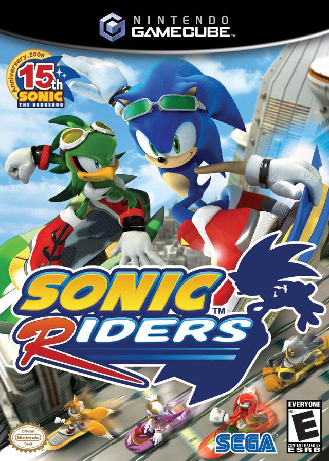 Sonic Riders (U)(STARCUBE) ROM / ISO Download for GameCube