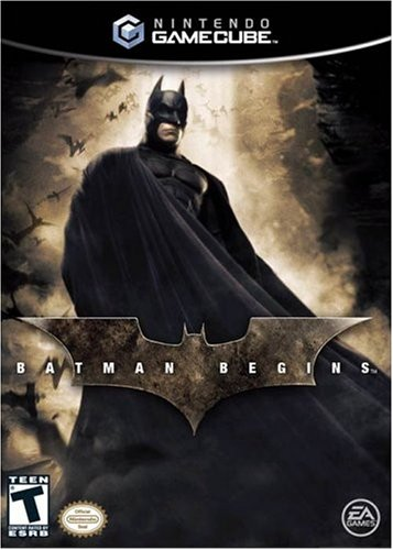 Batman Begins (U)(STARCUBE) ROM / ISO Download for GameCube