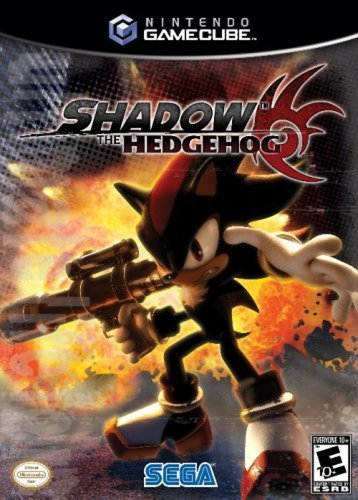 Shadow The Hedgehog (U)(OneUp) ROM / ISO Download for GameCube - Rom