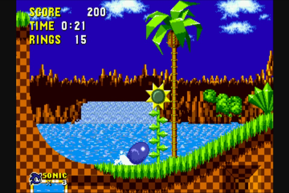 Sonic The Hedgehog Genesis Usa Rom Download For Gameboy Advance Gba Rom Hustler