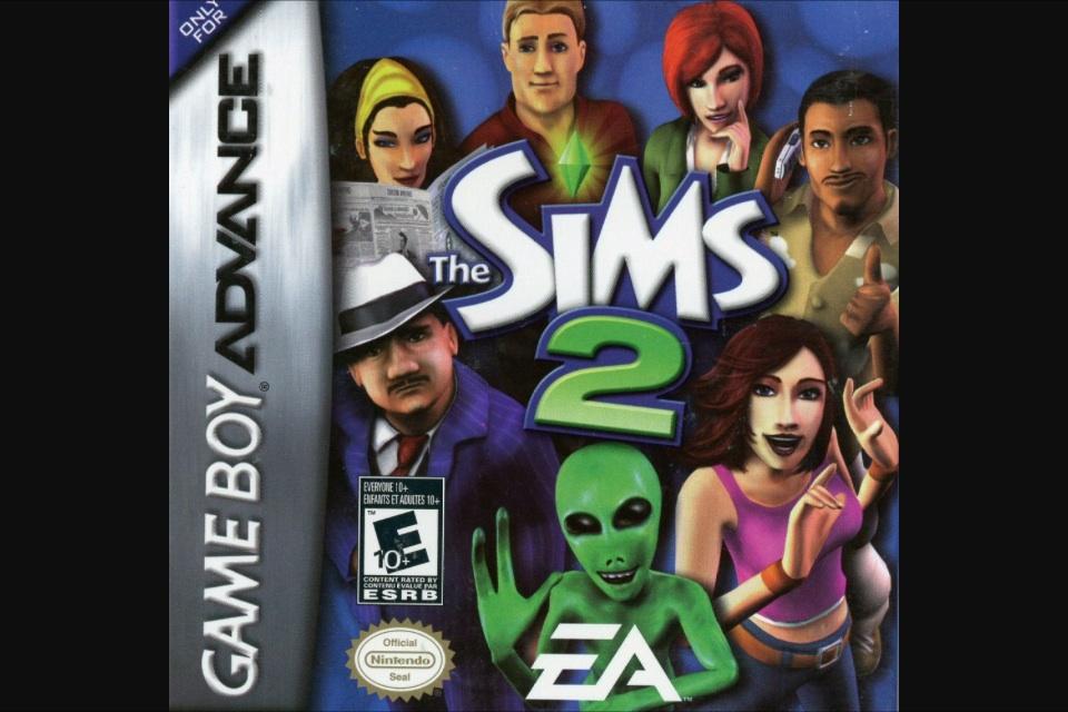 Lista över dating Sims för GBA