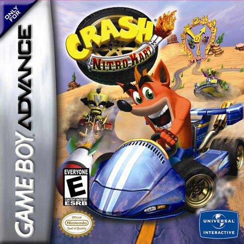 Crash Nitro Kart Usa Rom Download For Gameboy Advance