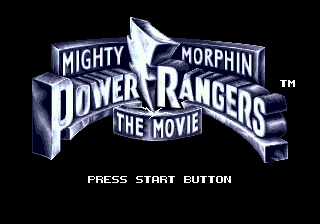 Mighty Morphin Power Rangers - The Movie ROM Download for ...