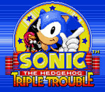 Sonic The Hedgehog Triple Trouble Ue Rom Download For Game Gear Gg Rom Hustler