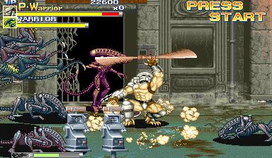 Alien vs  Predator (Euro 940520) ROM Download for MAME - Rom Hustler
