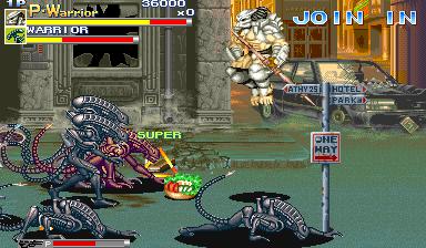 Edge|emulation | download mame. 158 roms | alien vs. Predator.