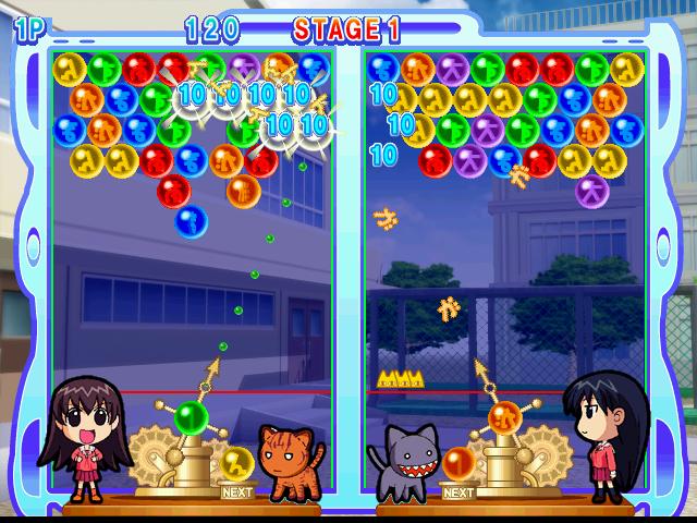 gioco bubble bobble per pc