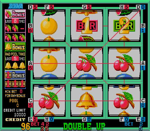 Cherry bonus 3 slot machine