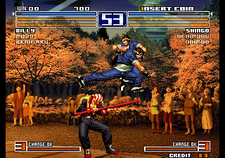 The King of Fighters 2003 (NGM-2710) ROM Download for MAME - Rom Hustler