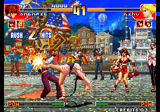 The King Of Fighters 97 Ngm 2320 Rom Download For Mame Rom