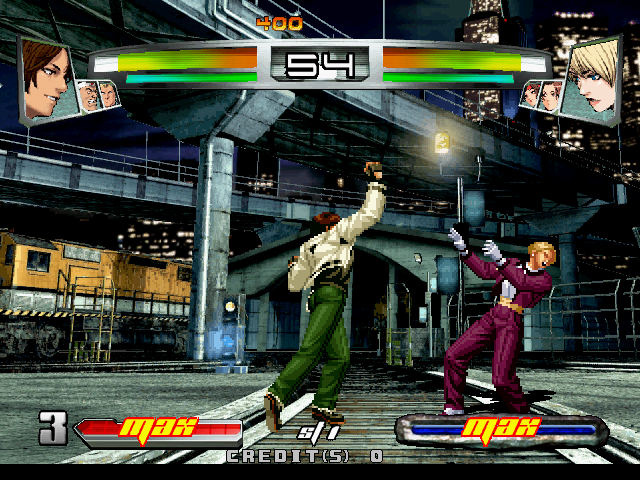 The King Of Fighters Neowave Rom Download For Mame Rom