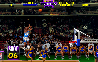 Nba Hangtime Rev L1 1 04 16 96 Rom Download For Mame