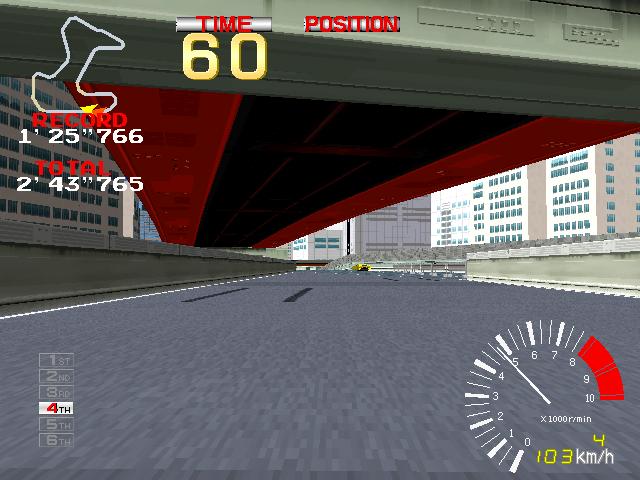 Ridge Racer (Rev  RR3, World) ROM Download for MAME - Rom