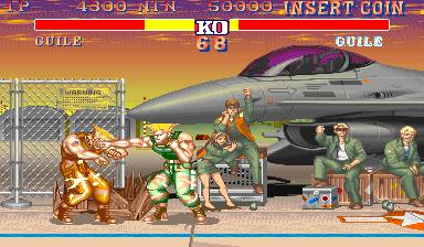 Street Fighter 2: Magic Delta Turbo Sound Emulation -