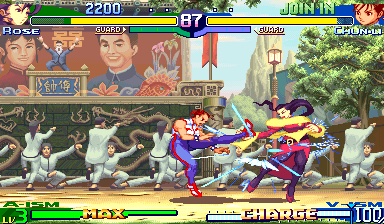 Street Fighter Alpha 3 (Euro 980904) ROM Download for MAME