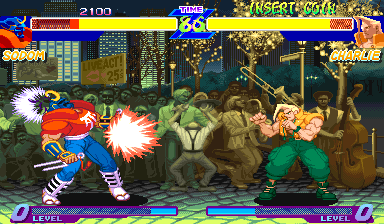 Street Fighter Alpha: Warriors' Dreams (Euro 950727) ROM Download