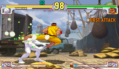 Street Fighter III 3rd Strike: Fight for the Future (Euro