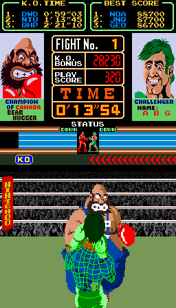 Super Punch-Out!! ROM Download for MAME - Rom Hustler