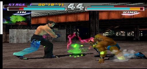 Tekken Tag Tournament (US, TEG3/VER C1) ROM Download for