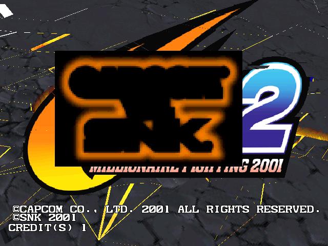 Capcom Vs  SNK 2 Millionaire Fighting 2001 (Rev A) (GDL-0007A) ROM
