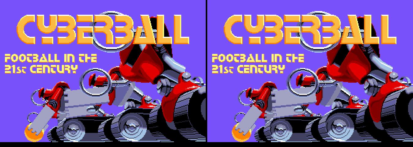 Cyberball (prototype)