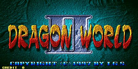 Dragon World 2
