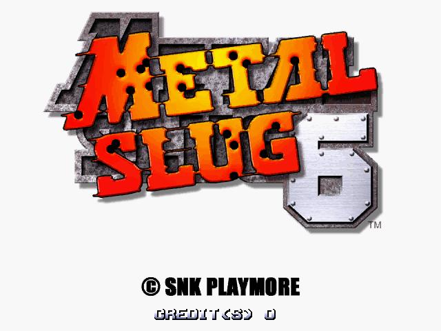 Metal Slug 6 ROM Download for MAME - Rom Hustler