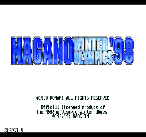 Nagano Winter Olympics '98 (GX720 EAA)