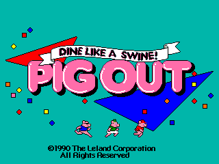 Pig Out: Dine Like a Swine! (set 1) ROM Download for MAME ...