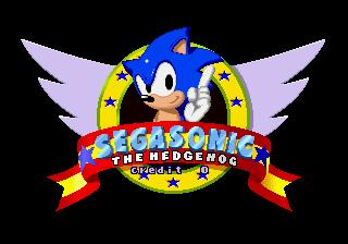 SegaSonic The Hedgehog (Japan, rev  C) ROM Download for MAME