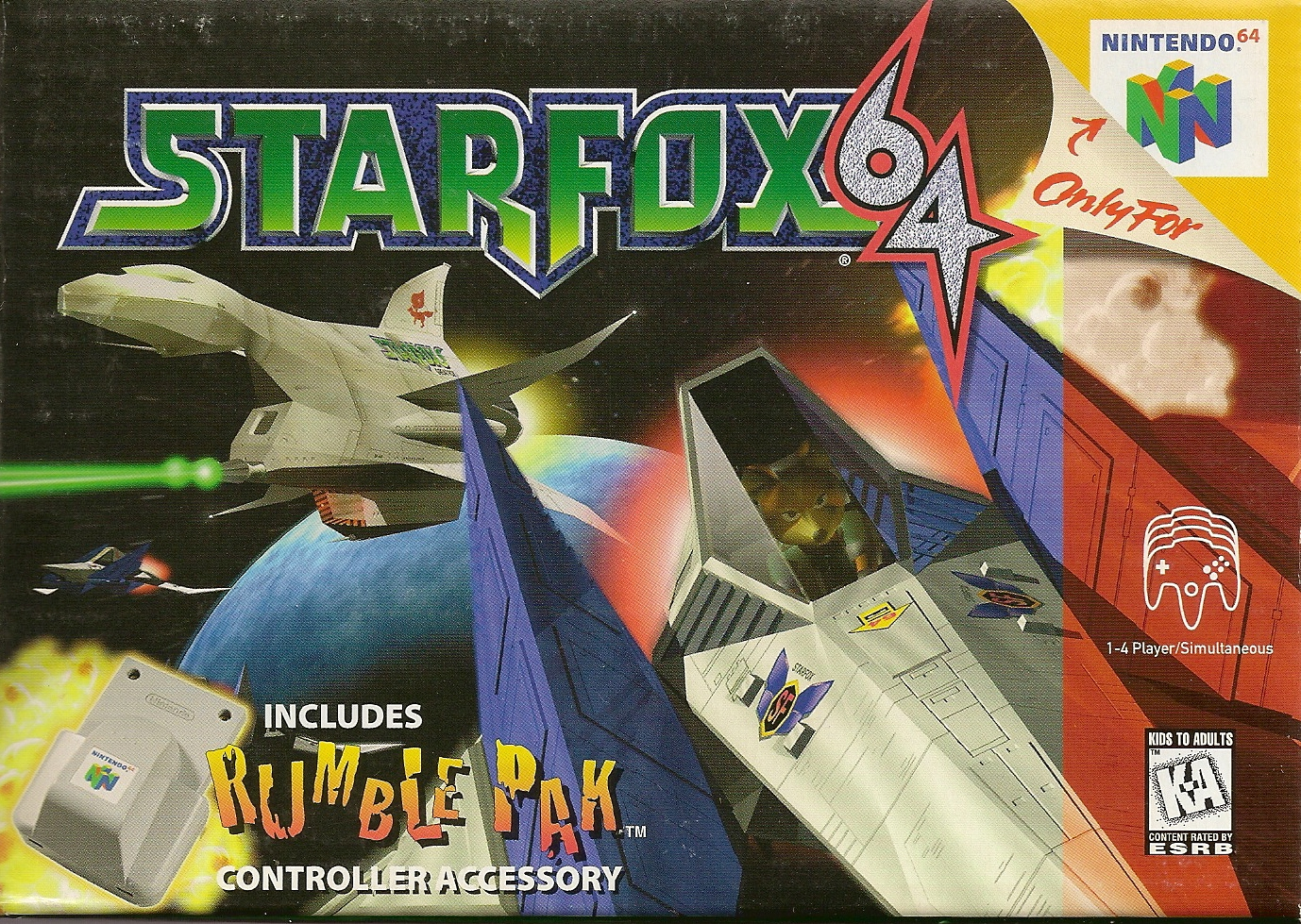 star fox 64 wad download