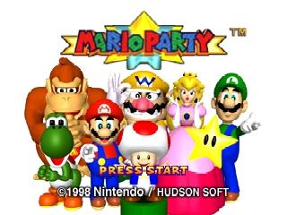 Mario Party ROM Download for Nintendo 64 (N64) - Rom Hustler
