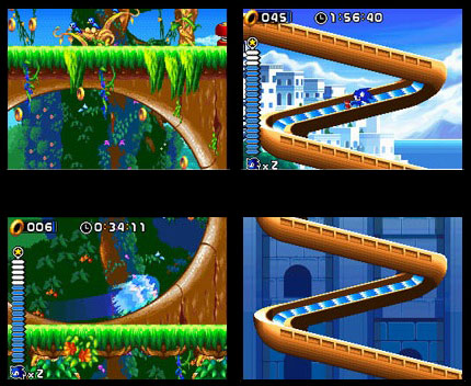 Sonic Rush Eu M6 Rom Download For Nintendo Ds Nds