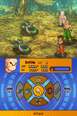 Dragon Ball Z - Attack of the Saiyans (US)(M2) ROM Download