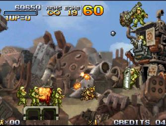 Metal Slug 7 (US) ROM Download for Nintendo DS (NDS) - Rom Hustler