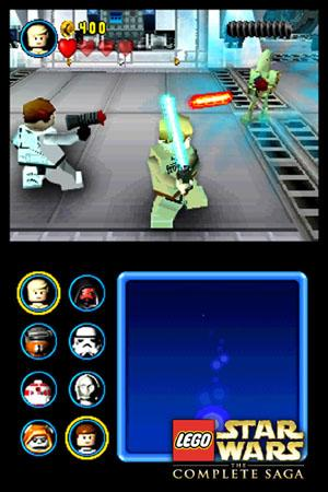 LEGO Star Wars - The Complete Saga (US) ROM Download for Nintendo DS ...
