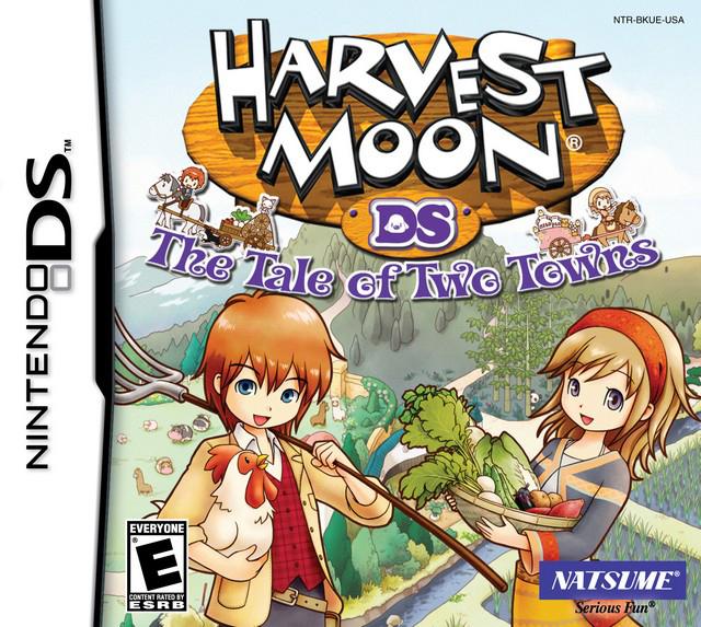 harvest moon geschichten zweier städte ds rom