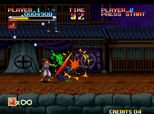 Ganryu / Musashi Ganryuki ROM Download for Neo Geo - Rom Hustler