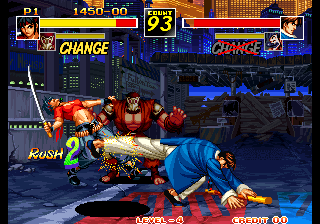Kizuna Encounter: Super Tag Battle ROM Download for Neo Geo